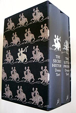 The Secret History & The Little Friend: SIGNED & NUMBERED Limited Edition Boxset: Tartt, ...