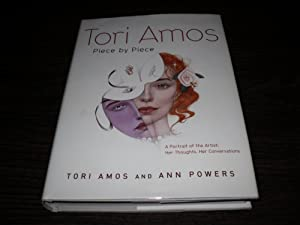 TORI AMOS: Piece By Piece: A Portrait of the Artist: Her Thoughts, Her Conversations [SIGNED + ...