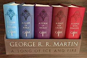 George R. R. Martin's A Game of: Martin, George R.