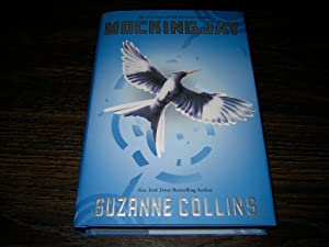 Mockingjay: The Hunger Games, Book Three [SIGNED/STAMPED]: Collins, Suzanne
