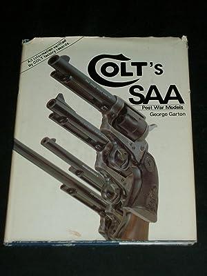 Colt's SAA: Post War Models: Garton, George