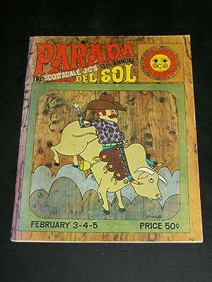 The Scottsdale J-C's 13th Annual Parada Del Sol 1967