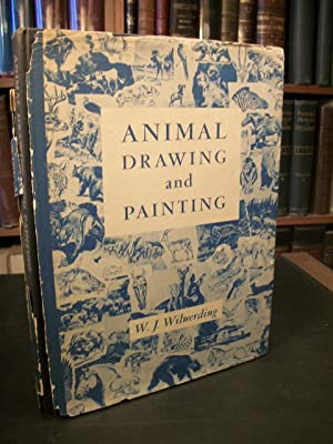 Animal Drawing & Painting: Wilwerding, Walter J.
