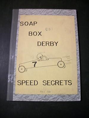 Soap Box Derby Speed Secrets