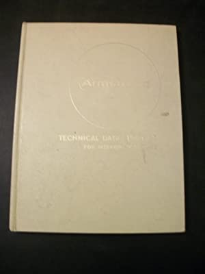 Armstrong Technical Data 1961-62 for Interior Designers