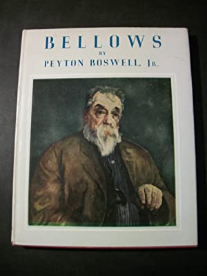 George Bellows (American Artists Series): Boswell, Peyton Jr.