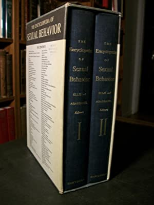 The Encyclopedia of Sexual Behavior, Volume I and II (complete): Ellis, Albert; Abarbanel, Albert (...