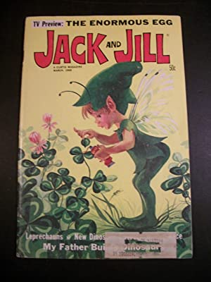 Jack and Jill, A Curtis Magazine, March,