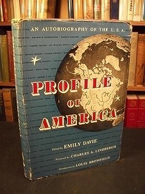 Profiles of America: Autobiography of the U.S.A.: Davie, Emily