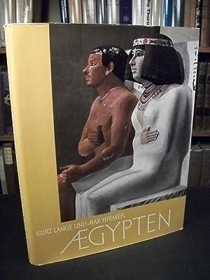 Aegypten Architektur, Plastik, Malerei in Drei Jahrtausenden: Lange, Kurt; Hirmer, Max