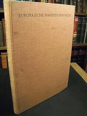 Europaische Handzeichnungen: Degenhart, Bernard