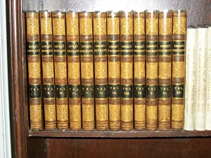 Portraits of Illustrious Personages of Great Britain (12 Volumes): Lodge, Edmund