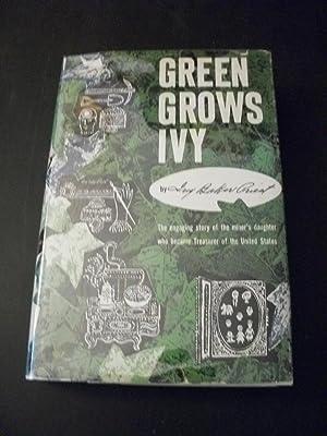 Green Grows Ivy: Priest, Ivy Baker
