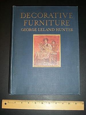 Decorative Furniture: Hunter, George Leland