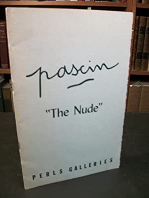 """Jules Pascin """"The Nude"""" Jan. 5--Feb. 7,"""