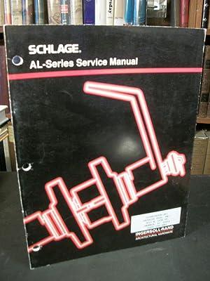 Schlage l lock service manual.