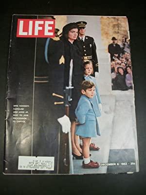 Life Magazine, December 6, 1963, Vol. 55,