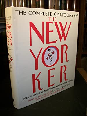 The Complete Cartoons of the New Yorker: Mankoff, Robert (editor)