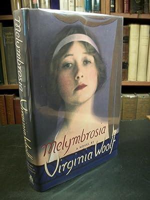 Melymbrosia: Woolf, Virginia; Desalvo,
