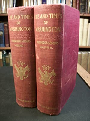 Life and Times of Washing, Two Volume Set: Schroeder-Lossing