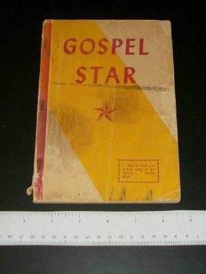 Gospel Star, Our Second 1953 Book for