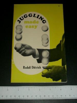 Juggling Made Easy: Dittrich, Rudolf