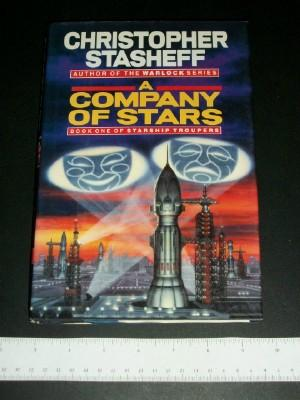 A Company of Stars (Book One of: Stasheff, Christopher