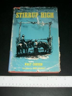 Stirrup High: Coburn, Walt