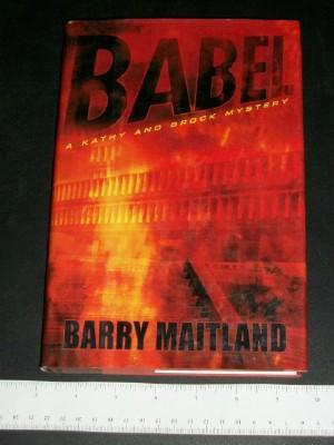Babel: A Kathy and Brock Mystery: Maitland, Barry
