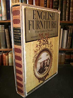 English Furniture from Gothic to Sheraton: Cescinsky, Herbert