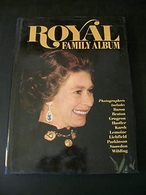 Royal Family Album: Coolican, Don; Smart,