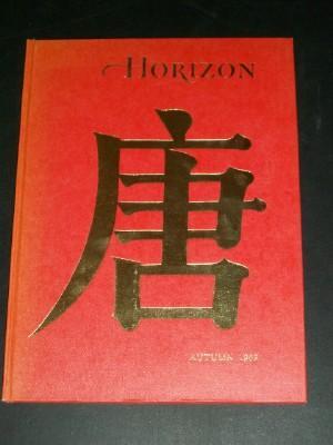 Horizon, A Magazine of the Arts, Autumn,