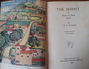 The Hobbit - First Ed, First State