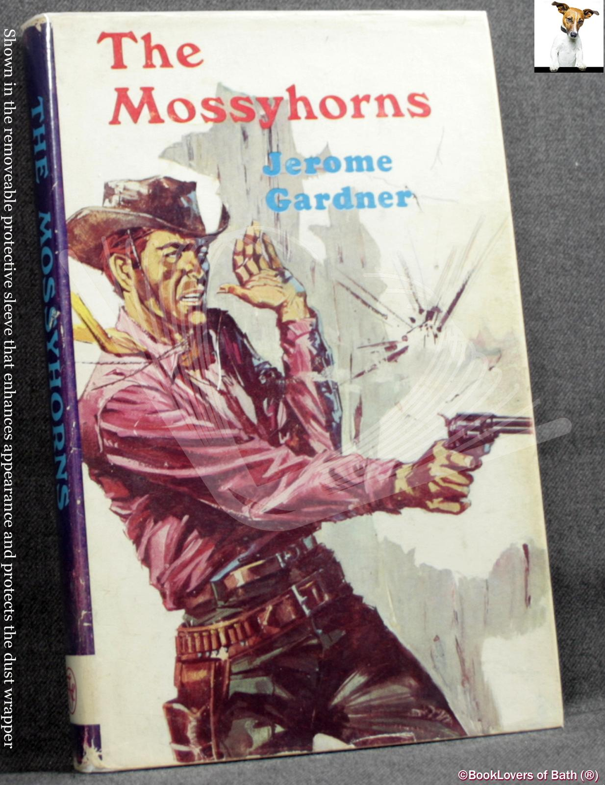 The Mossyhorns: Jerome Gardner