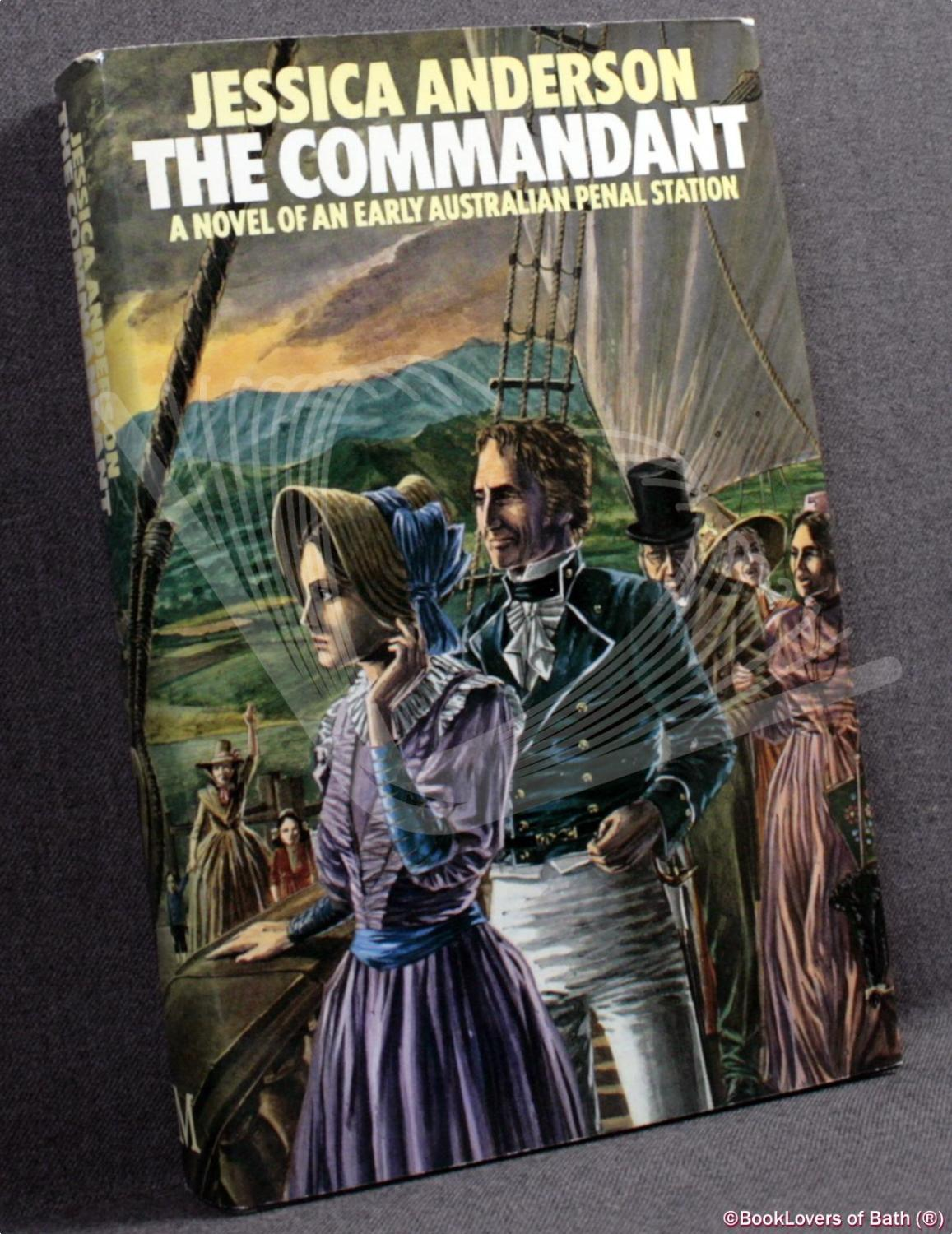 The Commandant: Jessica Anderson