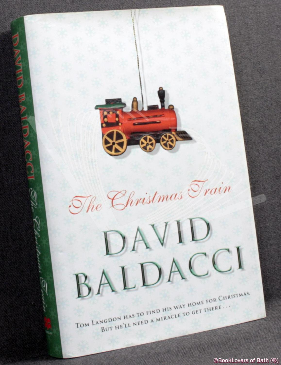 The Christmas Train de David Baldacci