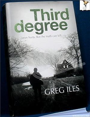Third Degree: Greg Iles