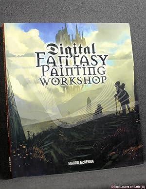 Digital Fantasy Painting Workshop: Martin McKenna