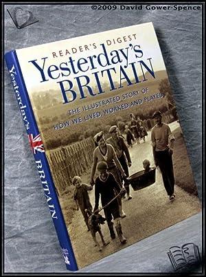 Yesterday's Britain: Edited by Jonathan
