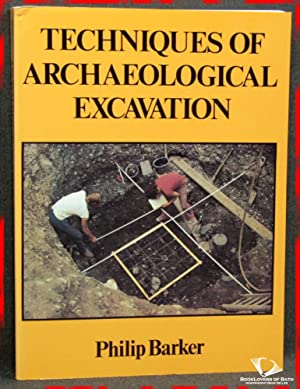 Techniques of Archaeological Excavation