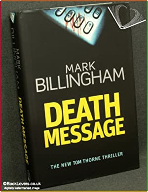 Death Message: Mark Billingham