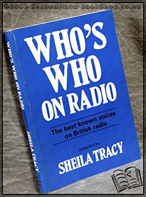 Who's Who on Radio: Best Known Voices on British Radio: Sheila Tracy