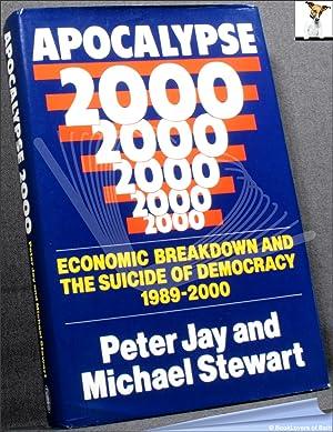 Apocalypse 2000: Peter Jay; Michael Stewart