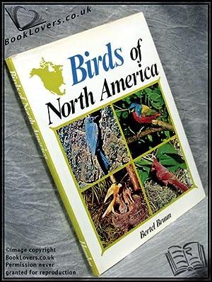 Birds of North America: Bertel Bruun