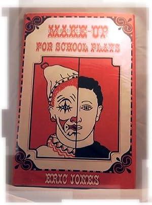Make-Up For School Plays: Eric Jones