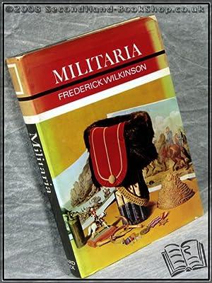 Militaria: Frederick Wilkinson