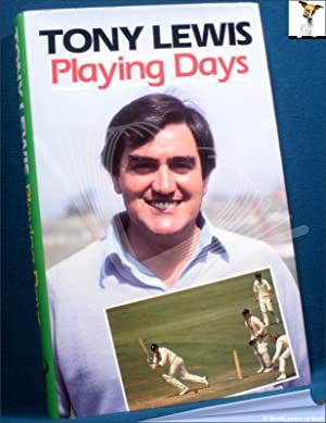 Playing Days: Tony Lewis