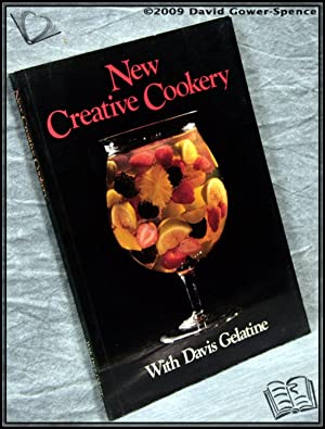 New Creative Cookery with Davis Gelatine