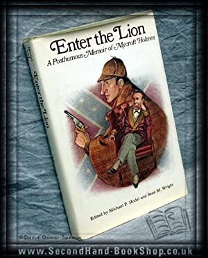 Enter The Lion: Michael & WRIGHT, Sean - edited by Hodel
