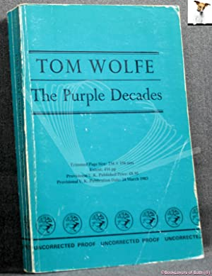 The Purple Decades: Tom Wolfe